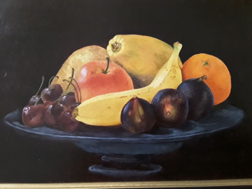 Fruit Salad by Elizabeth Randell