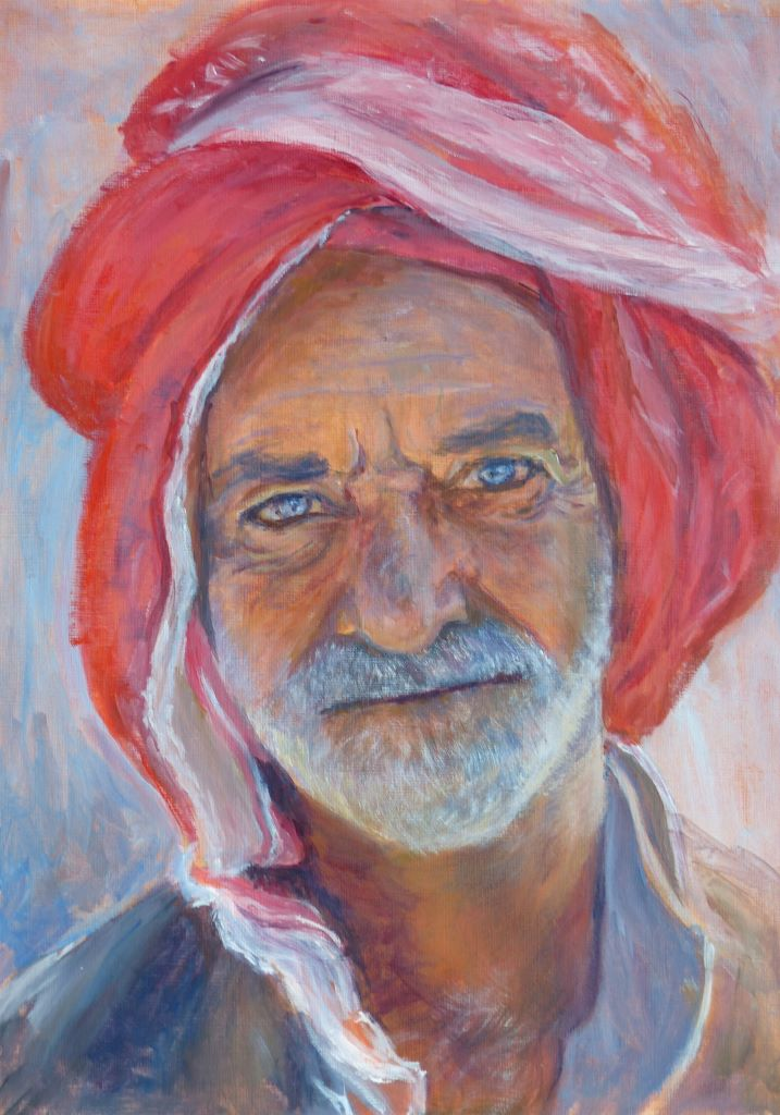Arab Man by B Humphreys