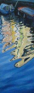 Burano Reflection by C Dear