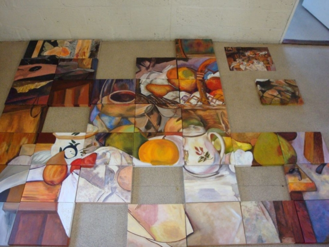 Cezanne Wall Art Project