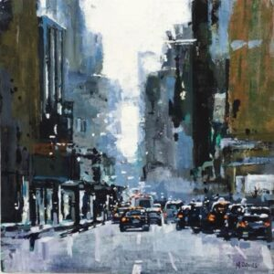 City Streets by Mark Davies