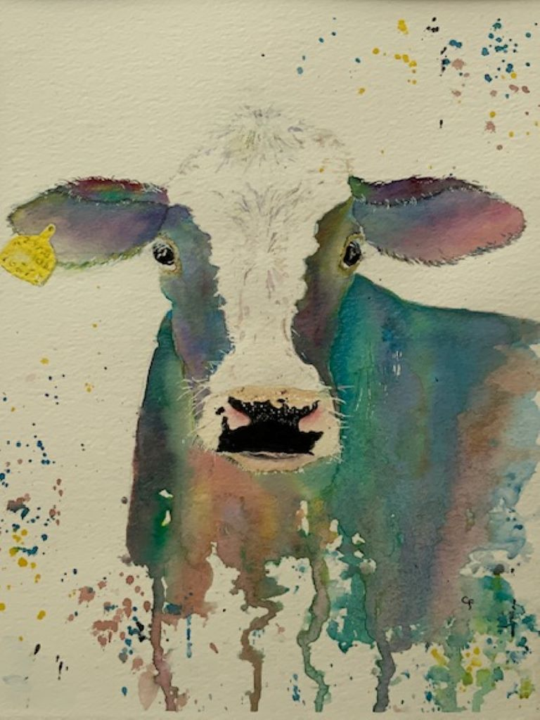 Cow by Chris Farrell