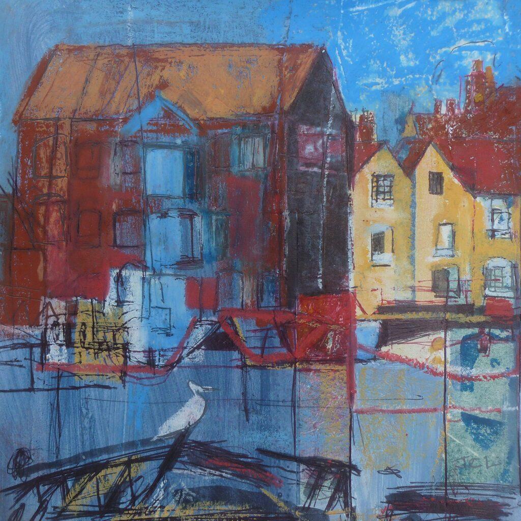 Fareham Quay by Joan Lee