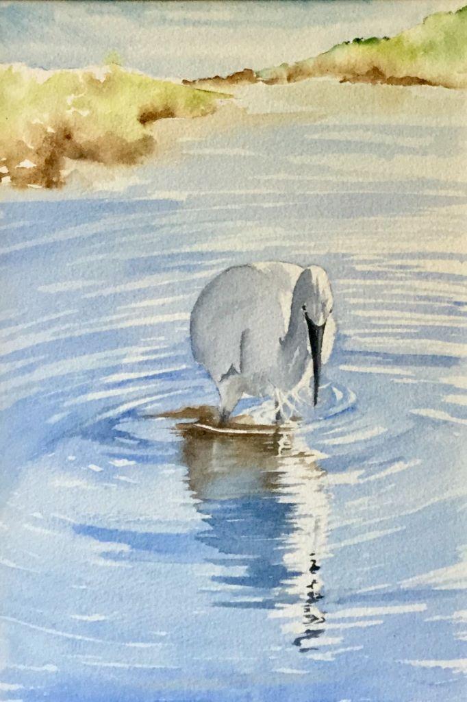 Fishing by Doreen Gregson