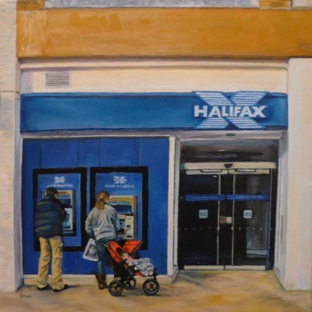 Halifax Shopfront by C Dear