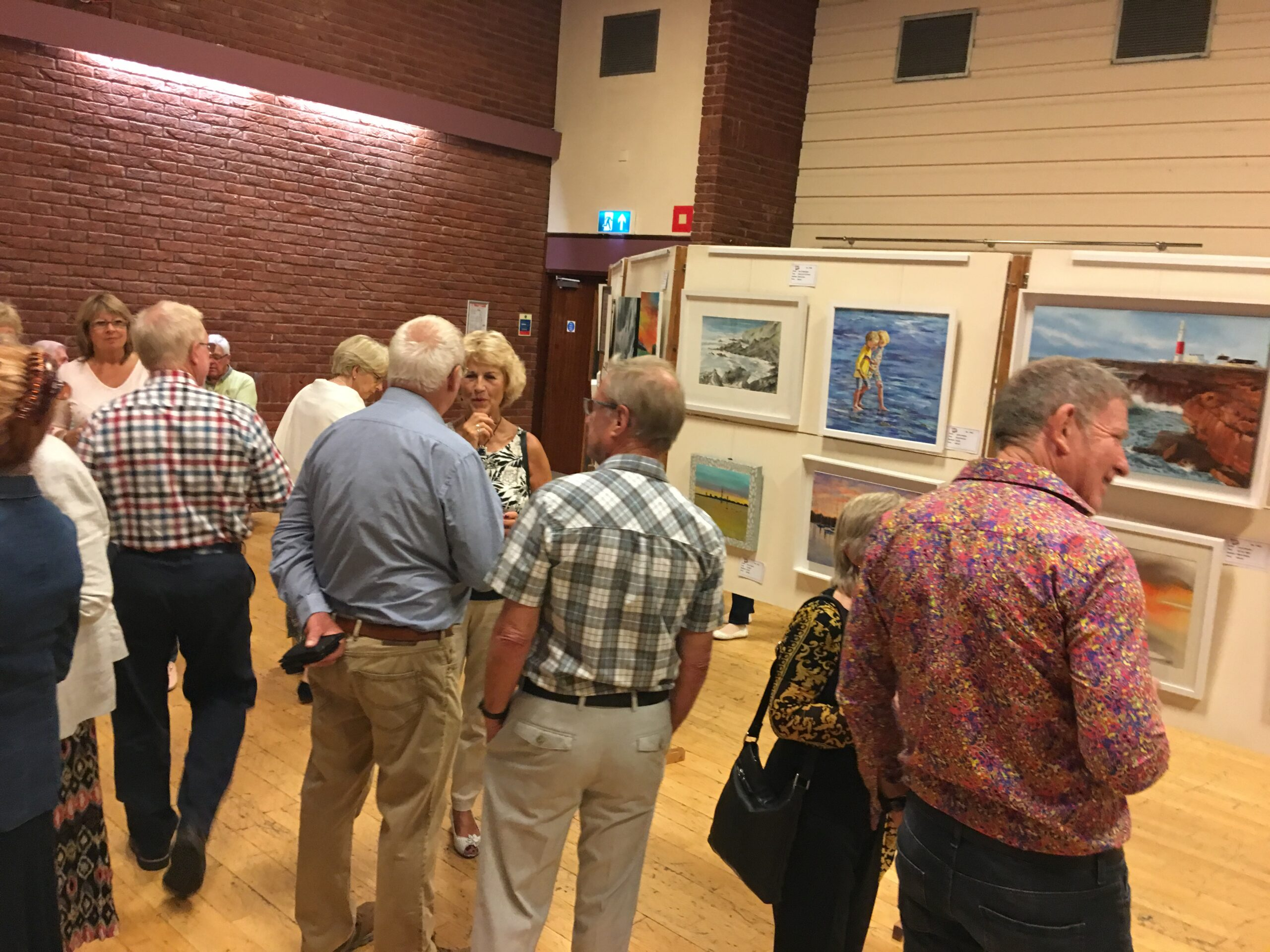2019 Exhibition Preview Evening