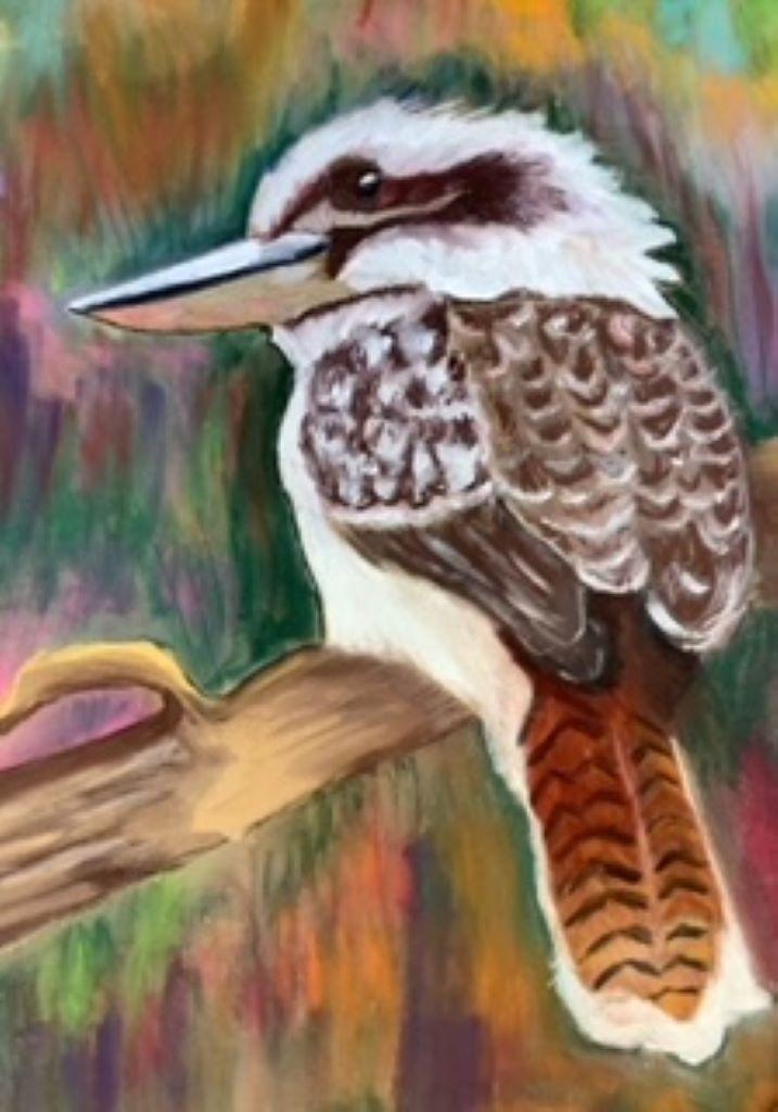Kookaburra by Barbara Wright