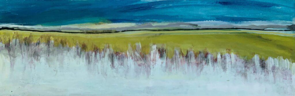 Landscape 2 by Sue Burgess