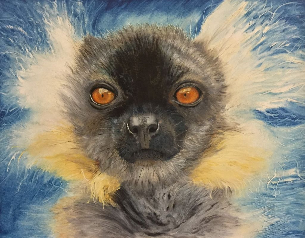Lemur by Heather Jay