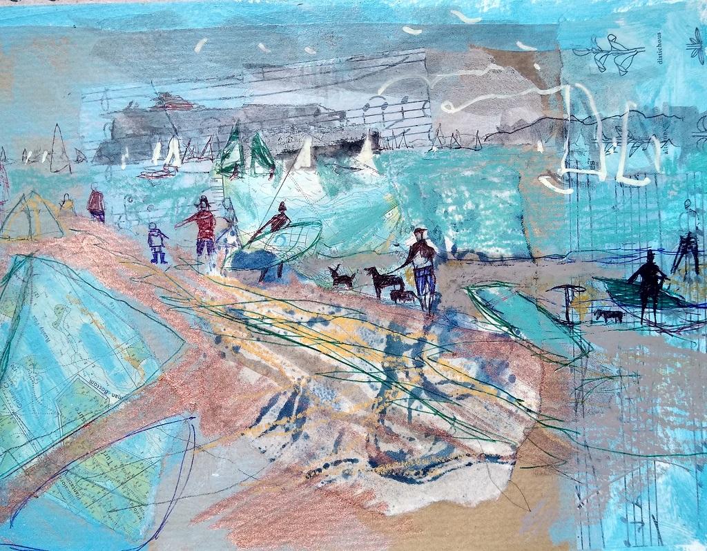 Meon Shore by Joan Lee