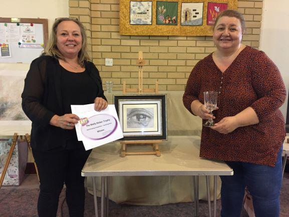 Molly Dicker Trophy Winner