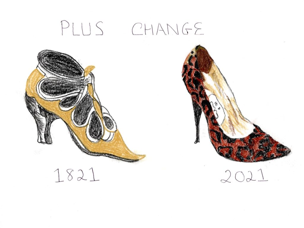 Plus Change by Bharti Boyle