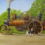 Steam Engine by Edward Baker