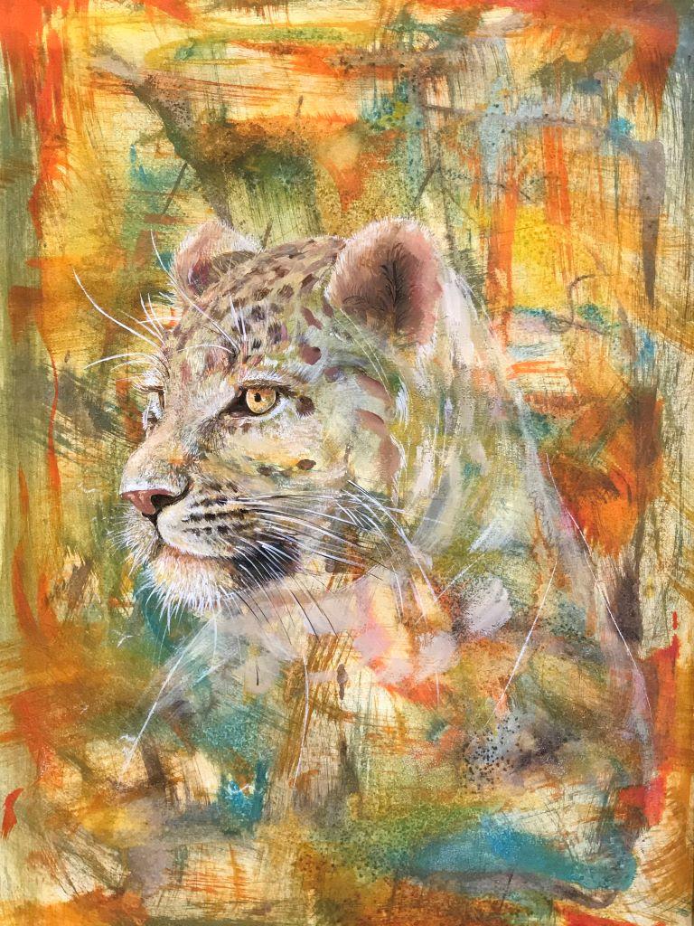 Tiger by Jenny Gibbs
