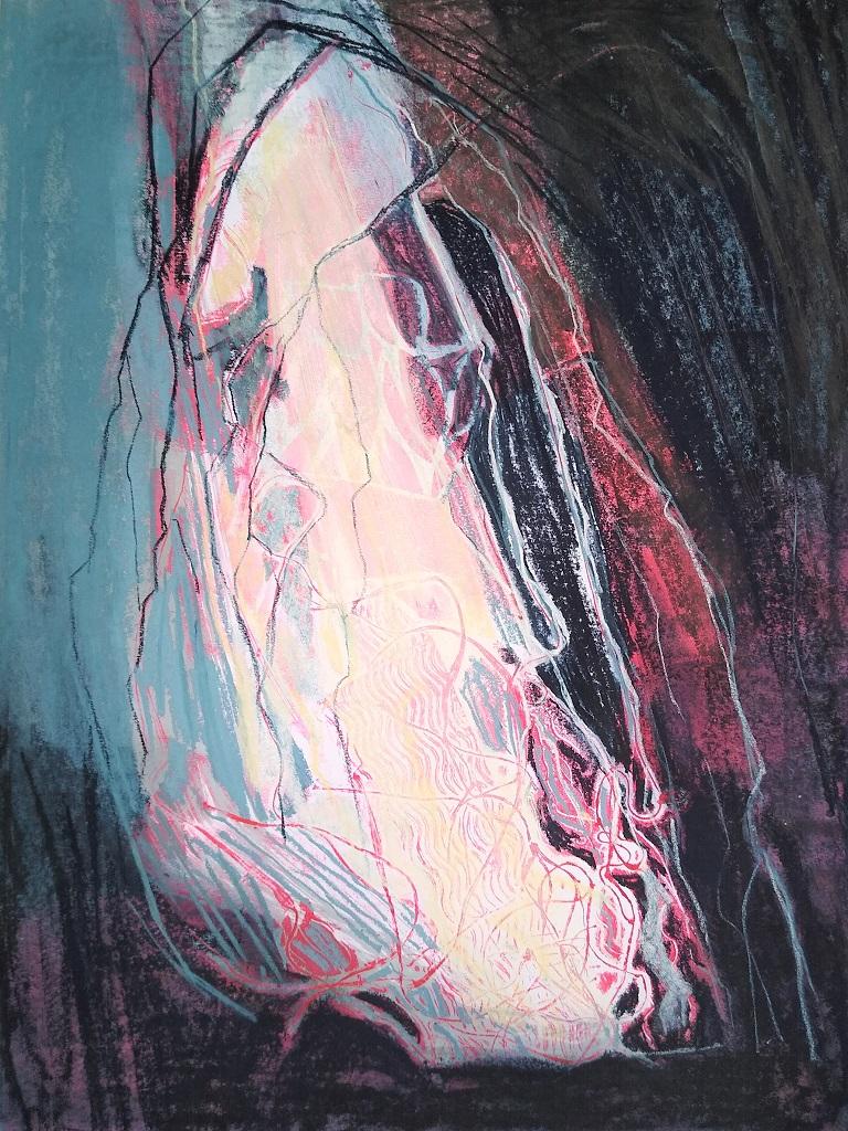 Waterfall (2) by Joan Lee