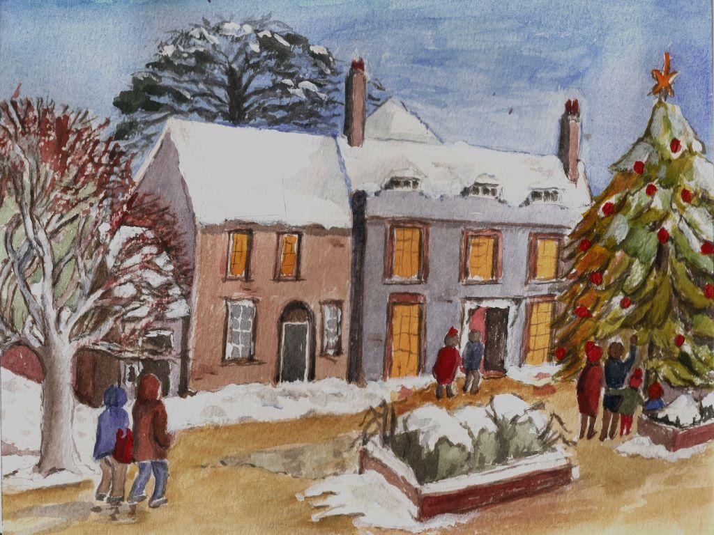 Westbury Manor by Helen McCarthy