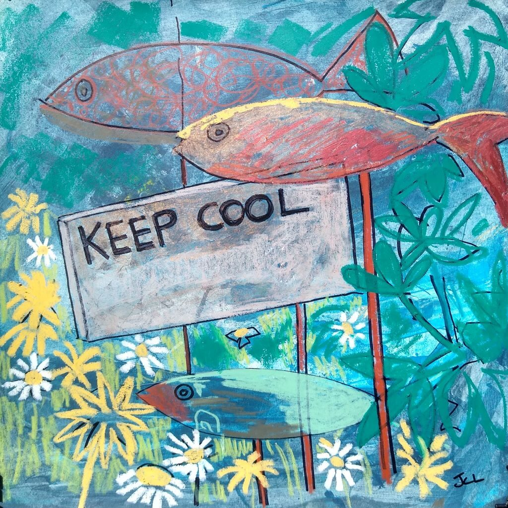 keep cool by joan lee